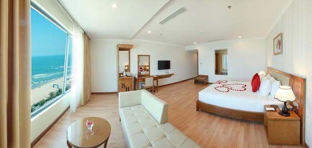Serene Hotel 4* Đà Nẵng - Ngay bãi biển Mỹ Khê - Phòng Superior Ocean View - 16