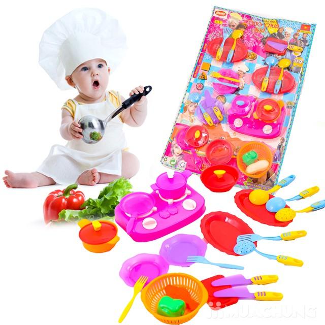 Bộ đồ chơi nấu ăn Tâm Anh 203 xinh xắn cho bé yêu - 9