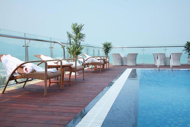 Serene Hotel 4* Đà Nẵng - Ngay bãi biển Mỹ Khê - Phòng Superior Ocean View - 27