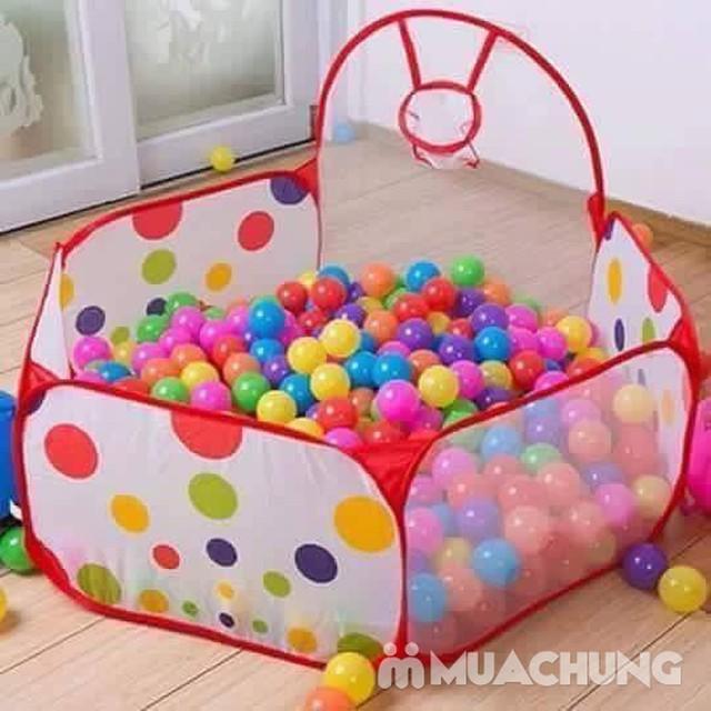 Lều bóng cho bé thỏa thích vui chơi - 1