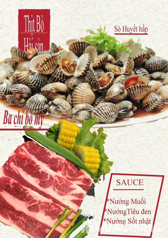 Buffet nướng kiểu Nhật đặc biệt tại Koishi BBQ - 12