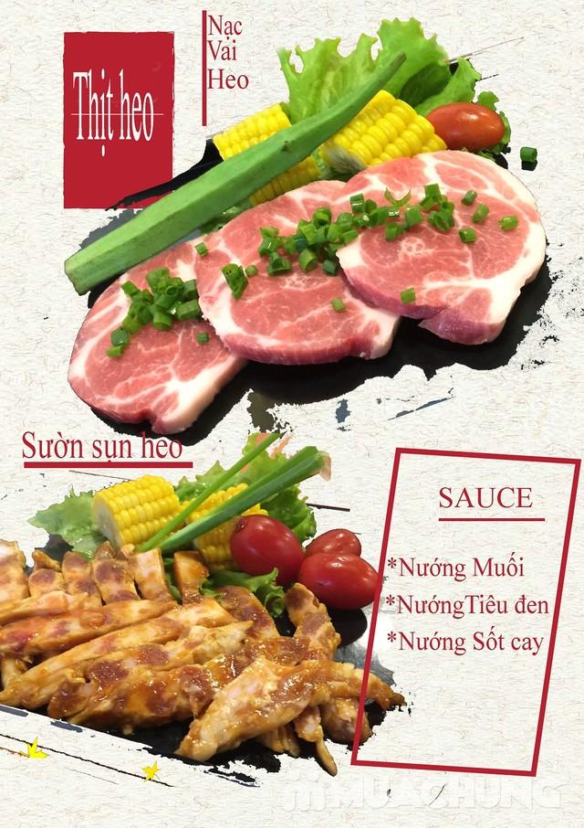 Buffet nướng kiểu Nhật đặc biệt tại Koishi BBQ - 13