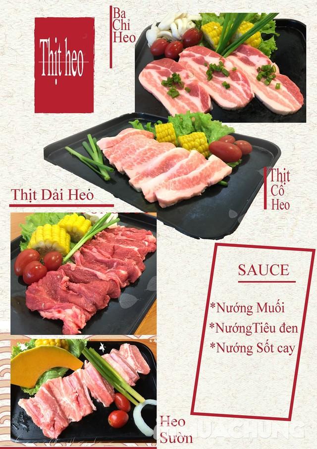 Buffet nướng kiểu Nhật đặc biệt tại Koishi BBQ - 14