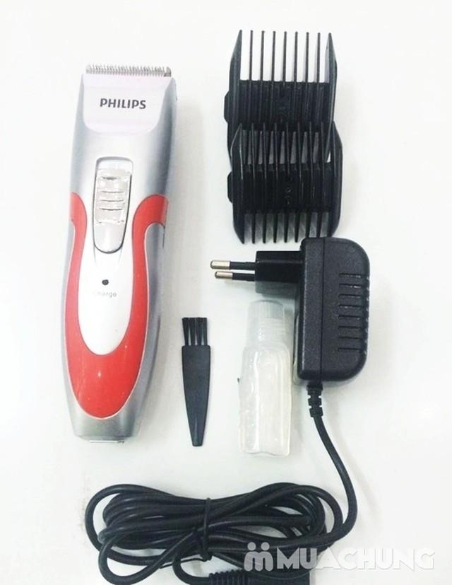 Tông đơ cắt tóc sạc điện Philps - 2