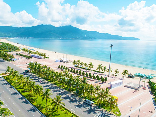 New Hotel 3* Đà Nẵng - Tầm nhìn hướng biển, 3 phút tản bộ đến Biển - 1