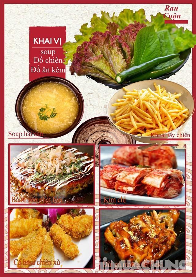 Buffet nướng kiểu Nhật đặc biệt tại Koishi BBQ - 11