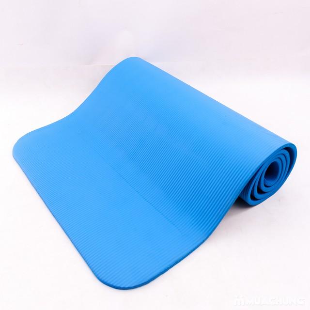 Thảm tập Yoga siêu bền loại dày 10mm TPE Việt Nam - 3