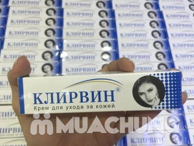 Kem trị sẹo mụn KLIRVIN xuất xứ Nga - 4