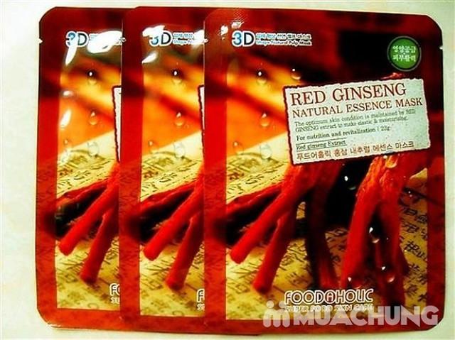 Mặt nạ hồng sâm 3D Red Ginseng - 4