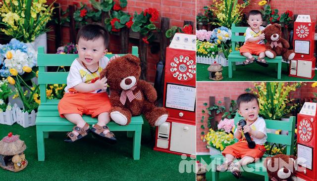 Gói chụp hình bé yêu tại Herbi Studio - giảm giá cực sốc duy nhất chỉ có tại MuaChung - 14