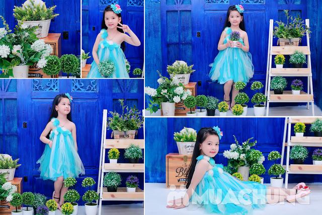 Gói chụp hình bé yêu tại Herbi Studio - giảm giá cực sốc duy nhất chỉ có tại MuaChung - 5