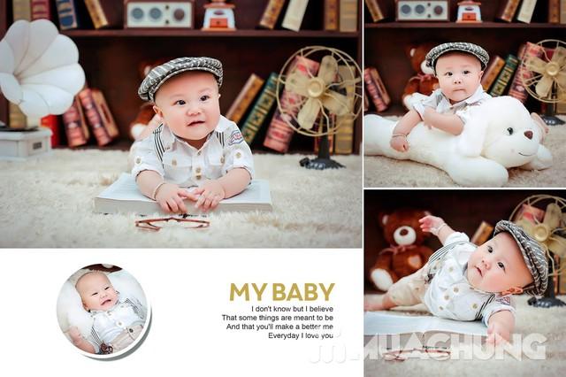 Gói chụp hình bé yêu tại Herbi Studio - giảm giá cực sốc duy nhất chỉ có tại MuaChung - 4