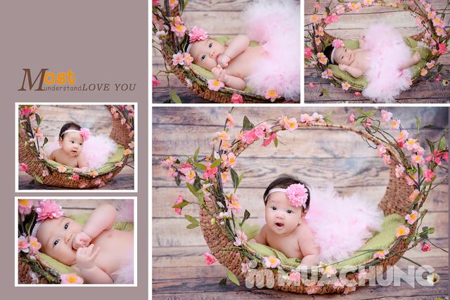 Gói chụp hình bé yêu tại Herbi Studio - giảm giá cực sốc duy nhất chỉ có tại MuaChung - 12