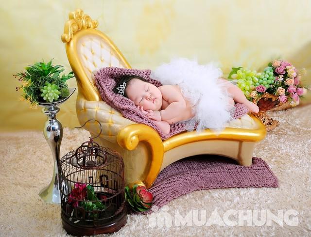 Gói chụp hình bé yêu tại Herbi Studio - giảm giá cực sốc duy nhất chỉ có tại MuaChung - 1