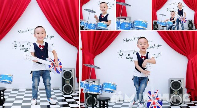Gói chụp hình bé yêu tại Herbi Studio - giảm giá cực sốc duy nhất chỉ có tại MuaChung - 11