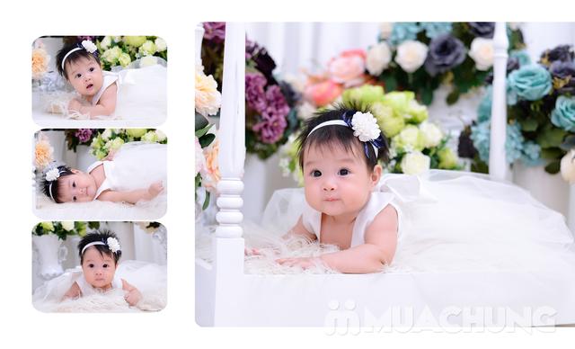 Gói chụp hình bé yêu tại Herbi Studio - giảm giá cực sốc duy nhất chỉ có tại MuaChung - 7