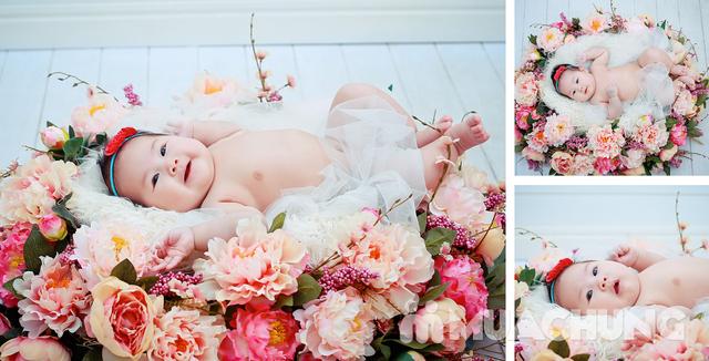 Gói chụp hình bé yêu tại Herbi Studio - giảm giá cực sốc duy nhất chỉ có tại MuaChung - 13