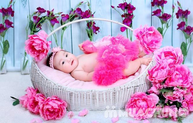 Gói chụp hình bé yêu tại Herbi Studio - giảm giá cực sốc duy nhất chỉ có tại MuaChung - 3