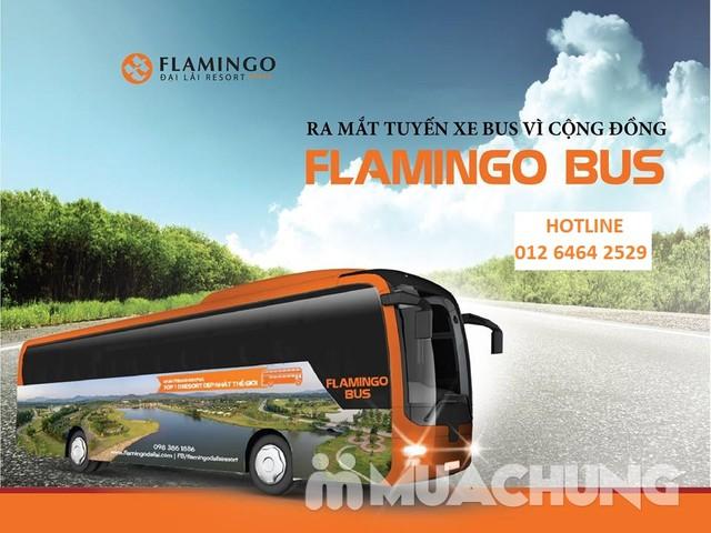 Vui chơi & ăn trưa cao cấp Flamingo Đại Lải Resort - 1