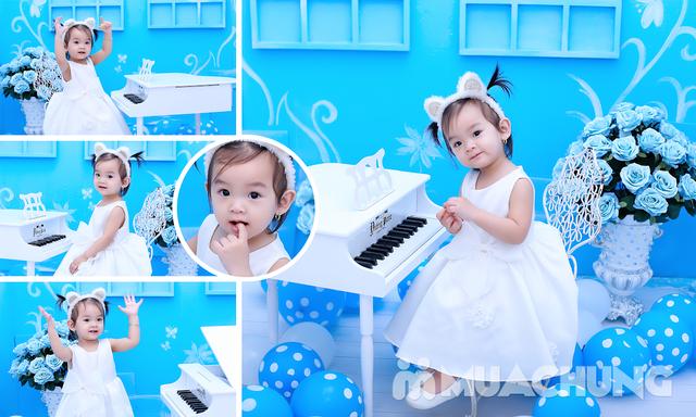Gói chụp hình bé yêu tại Herbi Studio - giảm giá cực sốc duy nhất chỉ có tại MuaChung - 2