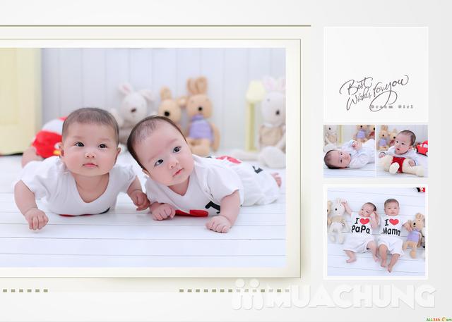 Gói chụp hình bé yêu tại Herbi Studio - giảm giá cực sốc duy nhất chỉ có tại MuaChung - 17