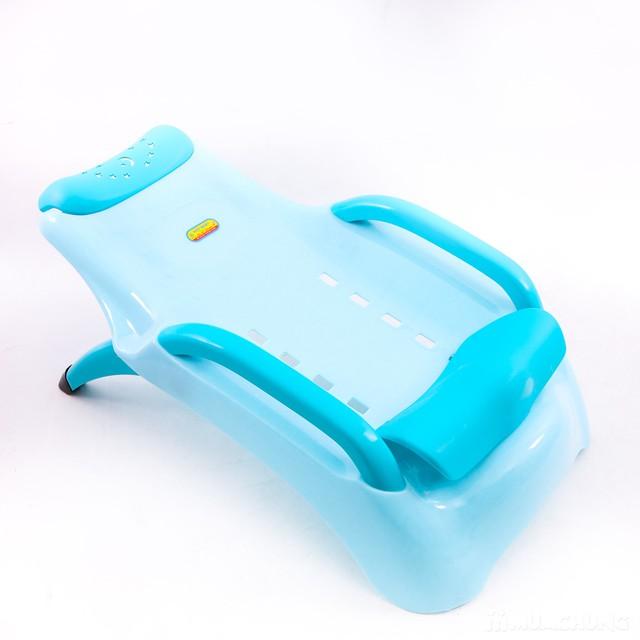 Ghế gội đầu an toàn cho bé chất nhựa bền chắc - 3