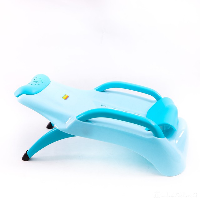 Ghế gội đầu an toàn cho bé chất nhựa bền chắc - 4