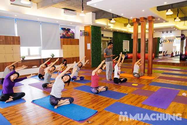 Thẻ tập 1 tháng Yoga và lớp nhảy tại ZENFIT - 5