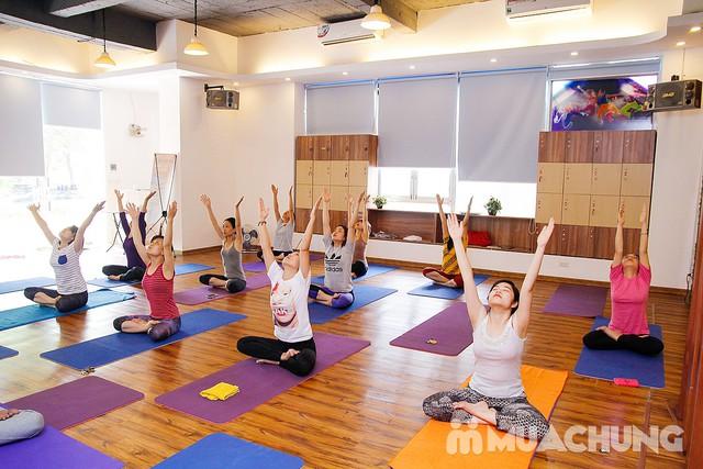 Thẻ tập 1 tháng Yoga và lớp nhảy tại ZENFIT - 3