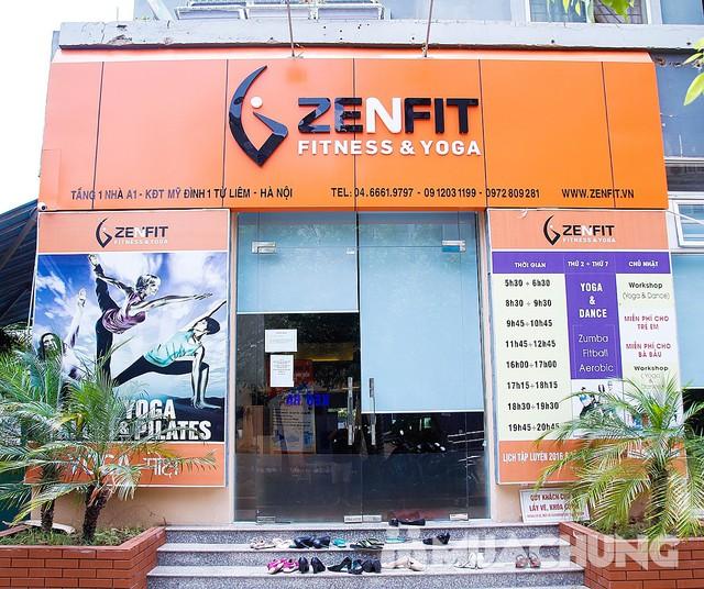 Thẻ tập 1 tháng Yoga và lớp nhảy tại ZENFIT - 6