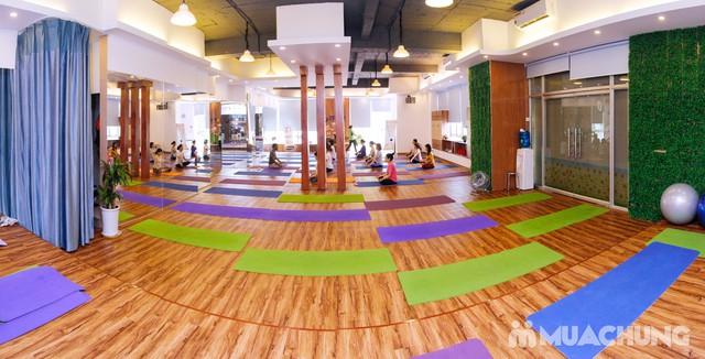 Thẻ tập 1 tháng Yoga và lớp nhảy tại ZENFIT - 8