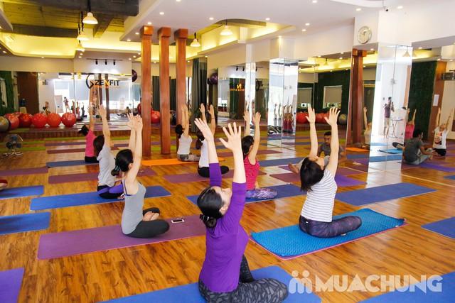 Thẻ tập 1 tháng Yoga và lớp nhảy tại ZENFIT - 4