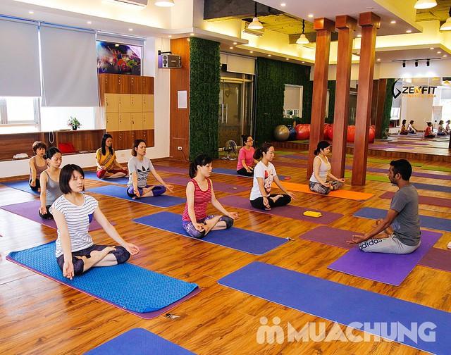 Thẻ tập 1 tháng Yoga và lớp nhảy tại ZENFIT - 1