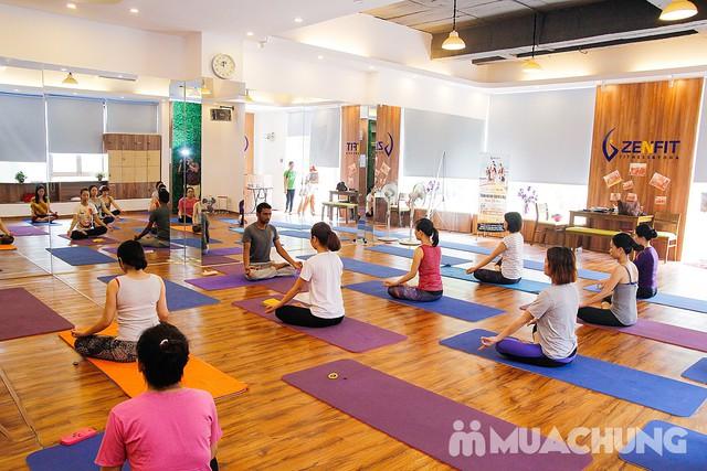 Thẻ tập 1 tháng Yoga và lớp nhảy tại ZENFIT - 2