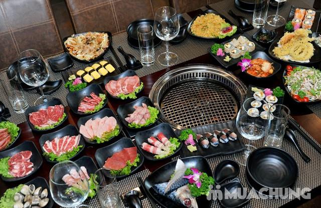 Tiệc Buffet nướng Nhật Hàn tại Mishagi - 1