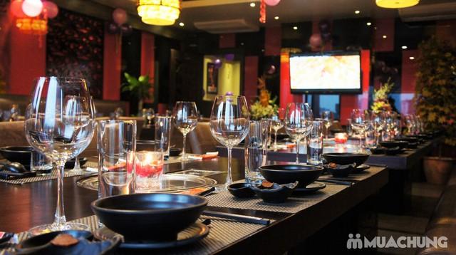 Tiệc Buffet nướng Nhật Hàn tại Mishagi - 2