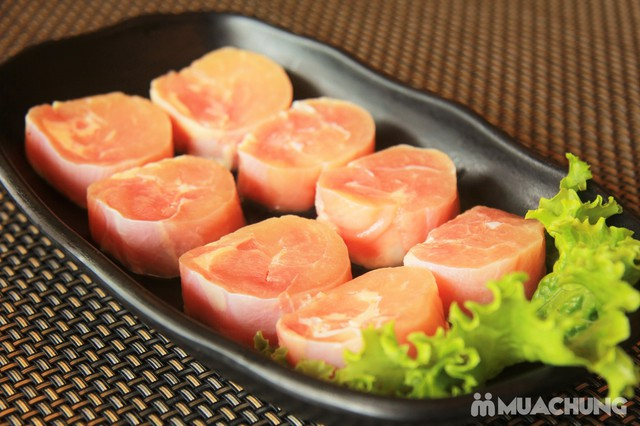 Tiệc Buffet nướng Nhật Hàn tại Mishagi - 7