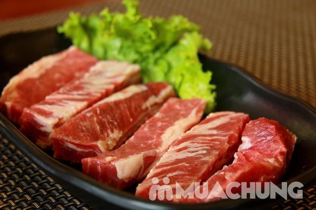 Tiệc Buffet nướng Nhật Hàn tại Mishagi - 8