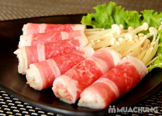 Tiệc Buffet nướng Nhật Hàn tại Mishagi - 4