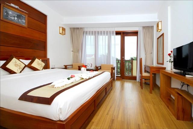 Kiman Hotel & Spa 3* - Trung tâm phố cổ Hội An - 4