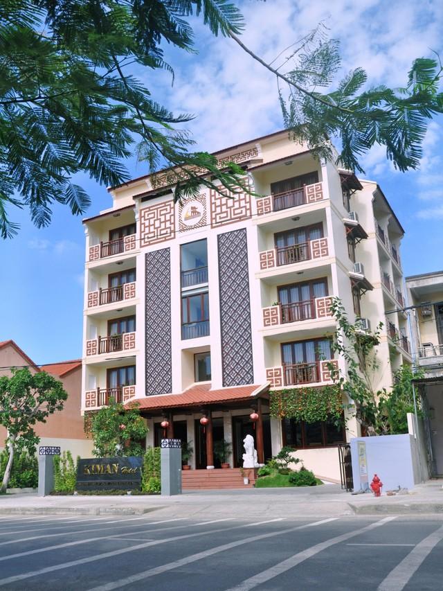 Kiman Hotel & Spa 3* - Trung tâm phố cổ Hội An - 1