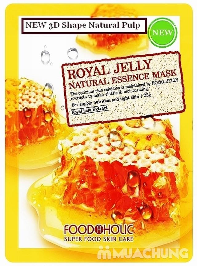 Set 10 mặt nạ 3D hồng sâm hoặc mật ong - 1