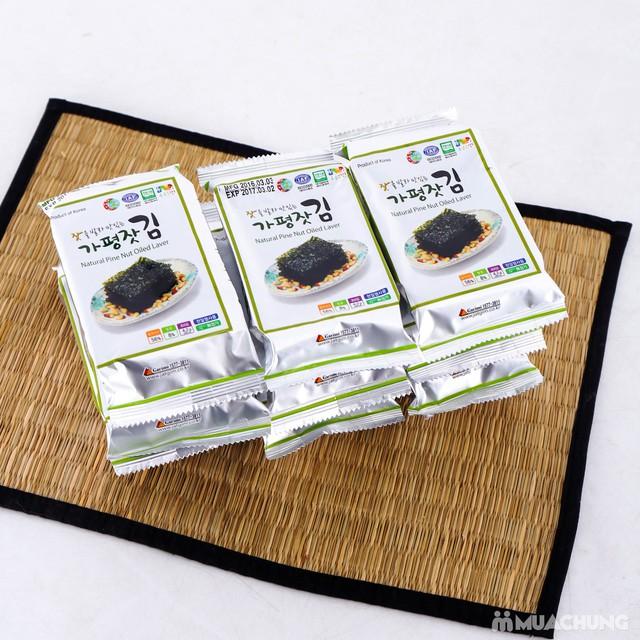 Combo 9 gói lá kim ăn liền Garimi Hàn Quốc - 7