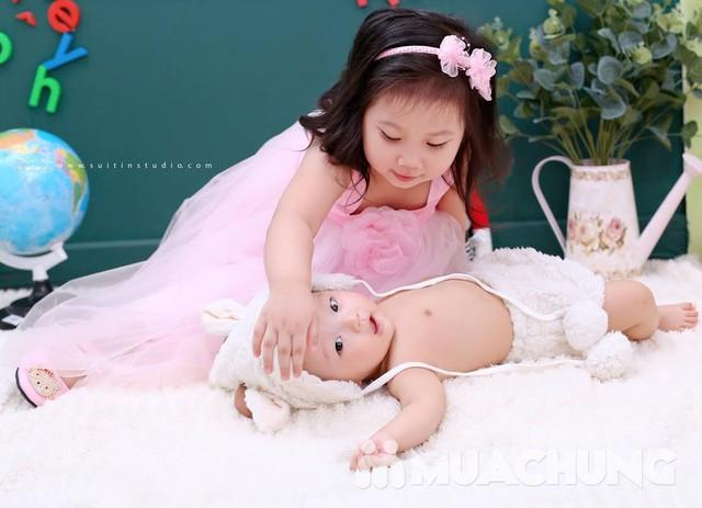 Gói chụp ảnh cho bé hấp dẫn tại Suitin Studio - 7