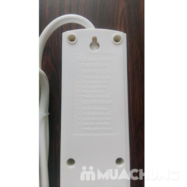 Ổ cắm điện sứ 4 lỗ chống cháy Mekomax - 6