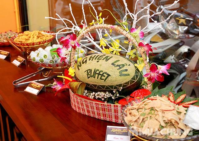 Buffet lẩu ngon, bổ, rẻ tại nhà hàng Nghiện Lẩu - 16