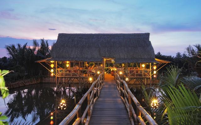 Muca Hội An Boutique Resort & Spa 4* - Không gian xanh bên sông - 10