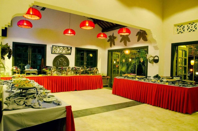 Muca Hội An Boutique Resort & Spa 4* - Không gian xanh bên sông - 12
