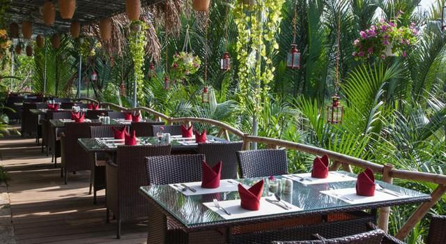 Muca Hội An Boutique Resort & Spa 4* - Không gian xanh bên sông - 15