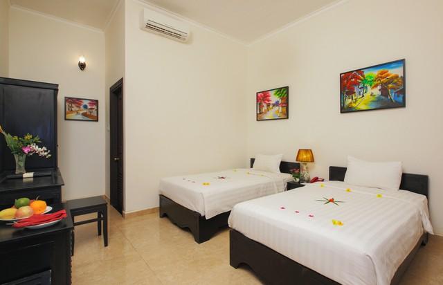 Muca Hội An Boutique Resort & Spa 4* - Không gian xanh bên sông - 4